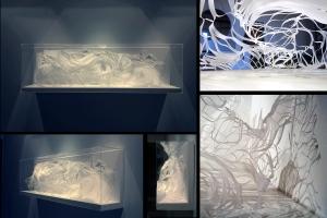 Borrell_studio #124_Expanding Landscape Sculpture 3 views